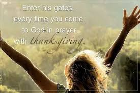 entering his gates with thanksgiving lovinggrace