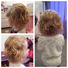 haircut for fine curly hair toddler curly hair bob short haircut clothing ideas
