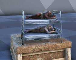 Arm Chair Survivalist Design Ideas Ark Survival Evolved Will Soon Let You Sleep On A Bed U2013 Or