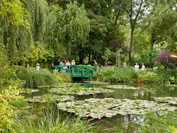 the monet family in their garden at argenteuil painting the modern garden royal academy u0027s new exhibition evokes