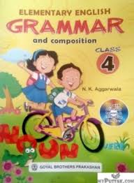 elementary english grammar and composition class 4