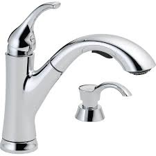 Delta Vessona Kitchen Faucet by Kitchen Sink Faucets Delta Victoriaentrelassombras Com