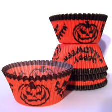 halloween cupcake liners halloween cupcake liners choose set of 50 or 100 from