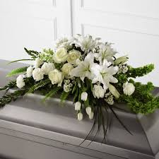 casket spray loving light casket spray at send flowers