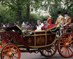 file royal carriage wedding of prince william of wales and kate