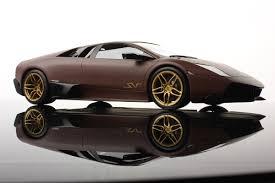 Lamborghini Murcielago Colors - lamborghini murcièlago lp670 4 sv fixed wing 1 18 mr collection
