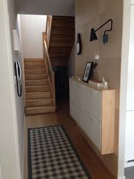 Ikea Shoe Storage Hack Plywood Wall And Ikea Trones Cabinets In My Hallway I Like This