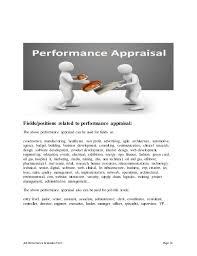 Business Consultant Job Description Resume by International Business Consultant Performance Appraisal