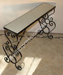 Wrought Iron Sofa Tables by Custom Wrought Iron Coffee Tables Steel Expressions Lancaster