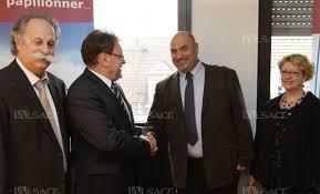 chambre des m騁iers mulhouse mulhouse et sa région un nouveau président à la chambre de métiers
