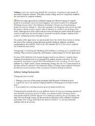 software testing doc risk assessment risk management
