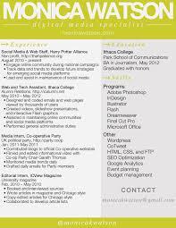 Resume Objective Marketing Resume Samples Objective