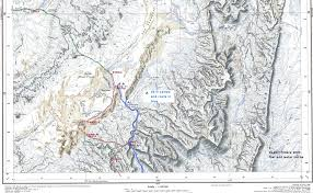 Aa Route Map Algerian Sahara Sahara Overland