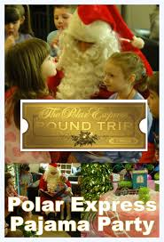 Winter Decorations For Parties - polar express birthday party ideas