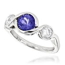 unique engagement ring settings unique diamond engagement rings itshot com