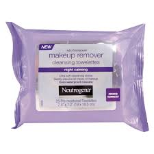 buy makeup remover cleansing towelettes night calming 25 pack by