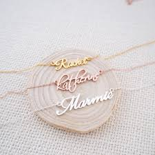 custom name necklaces personalized name necklace ashleeartis