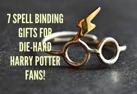 7 spellbinding gifts for die harry potter fans my family club