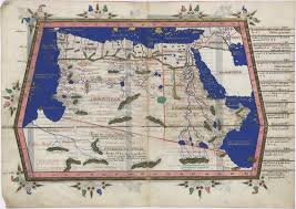 Map Of North Africa by File Ptolemy Cosmographia 1467 North Africa Jpg Wikimedia Commons
