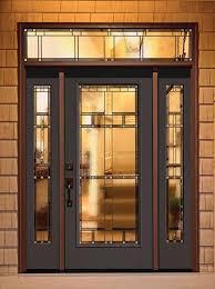 Therma Tru Exterior Door Pretty Therma Tru Exterior Doors On Front Door Entries By Therma