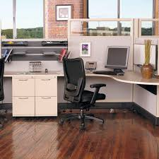 Office Chair On Laminate Floor Countertop Office Divider Floor Mounted Laminate Glass Ao2