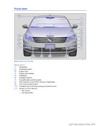 volkswagen passat cc 2013 1 g owners manual