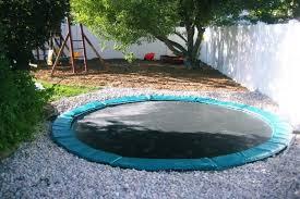 tdu in ground trampoline