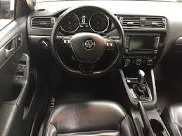 jetta volkswagen 2015 used 2015 volkswagen jetta highline black leather interior 4 door