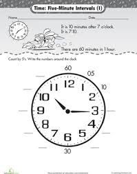 telling time with ricky racer telling time and worksheets
