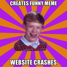 Best Meme Site - fresh best meme site creates funny meme website crashes create