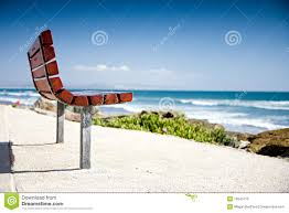 beach bench royalty free stock images image 19240119