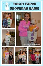 Christmas Games For Party Ideas - frozen family fun night family fun night snowman and boredom