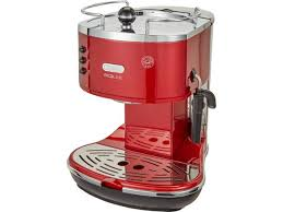 delonghi magnifica red light delonghi icona micalite ecom311 rd coffee machine review which
