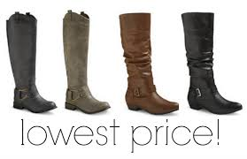 target womens boots black s boots only 13 98 at target reg 39 99 coupon closet