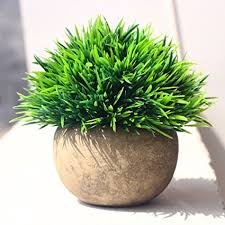 home decor with plants amazon com artificial plant for home decor grass lovely fake plants