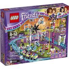 legos walmart black friday lego friends amusement park roller coaster 41130 walmart com