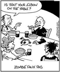Elbows On The Table 29 Best Table Manners And Etiquette Images On Pinterest Table
