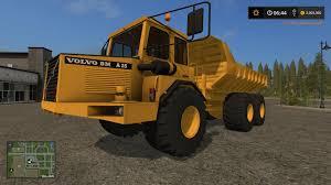 volvo dump truck volvo bm a25 v1 0 fs17 farming simulator 17 mod fs 2017 mod