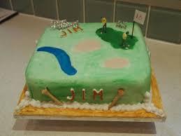 mollie scores an ace with her u0027golfing u0027 cake golf by tourmiss