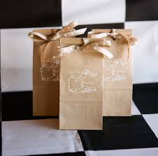 wedding favor bag wedding favor bag kraft paper custom favor bags wedding wedding