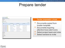 preferred vendor agreement template tender template document