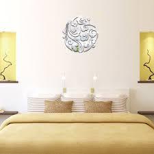 home decoration accessories wall art online get cheap 3d wall clock accessories aliexpress com