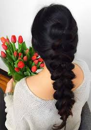 loose braid hairstyle for black women 100 ridiculously awesome braided hairstyles to inspire you