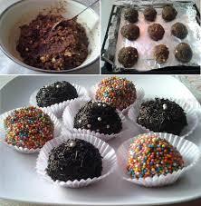 chocolate rum balls recipe foodpunch