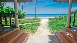 secret beach bungalows haad son thailand youtube