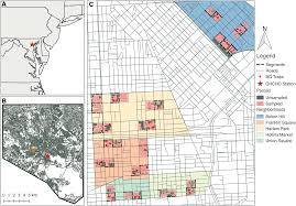 Map Of Austin Neighborhoods by In Urban Baltimore Poor Neighborhoods Have More Mosquitoes Cary