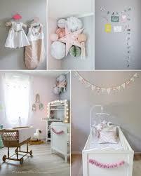 rideau chambre bebe fille deco chambre bebe fille gris et idées de décoration capreol us