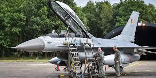 Vire Meme - en belgique le renouvellement des avions de chasse vire au