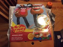 Potato Head Kit Toy Story Potato Head Size Costume