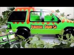 jurassic park jungle explorer jurassic park jungle explorer vehicle kenner movie toy review